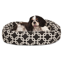 Dog products dot pattern pet bed both sides & all seasons use bed for dog
