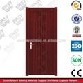 de madera de ingeniería de la puerta de entrada