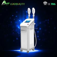 2015 newest professtional skin care machine shr ipl permanent hair reduction face