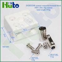 INDIFEN BRAND high temperature ceramic terminal block