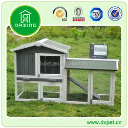 2015 Hot Selling Wood Rabbit Pet House