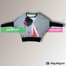 100% acrílico Mujeres Suéteres de moda suéter de punto