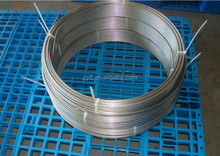 Average interval stainless steel cooling coil tube