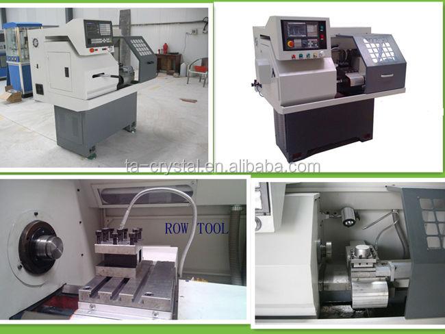 china micro cnc lathe machine CK0632A