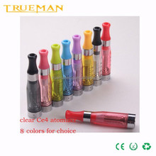 Trueman new products electronic cigarette ego ce4