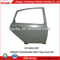 Superior Quality Body Kits Rear Door for NISSAN TEANA(2004-2007)