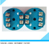 factory directly head mounted pt100 temperature transmitter 4 20ma