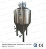 500 liter electric beer brew kettle/whirlpool tun brewery equipment manufacture