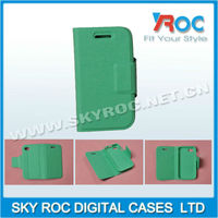 2014 hot selling wallet holder mobile case for blackberry Q5 made in china wholesale