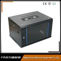 Office and home using wall mounted network SWITCH cabinet