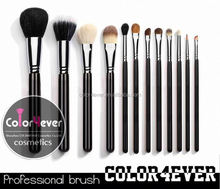 Beauty Needs 12pcs sable makeup brushes for sale