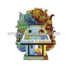 LSJQ-297 attractive and popular coin inserted Big Bang amusement game machine