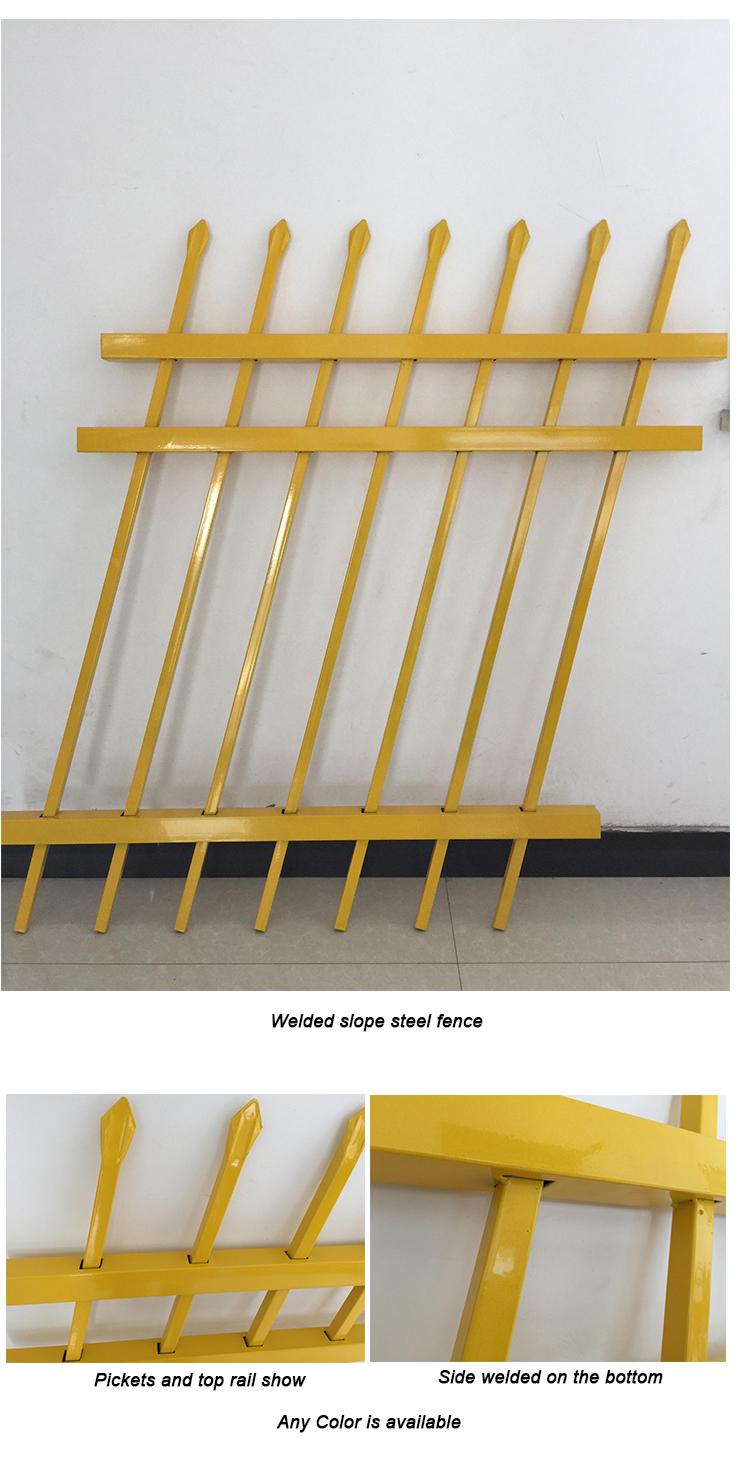 Slope steel fence introduction.jpg