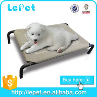 elevated orthopedic chewproof waterproof dog bed