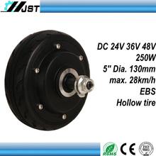 "high quality 5"" 5inch conversion kit 48v brushless scooter hub motor"