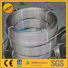 Tuberias helicoidales en Acero inoxidable AISI TP304/304L 316/316L ASTM A213 A269 A312