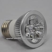 4w lampara leds