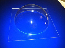 Hot selling customized clear acrylic dome