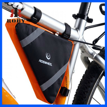 Special Offer Polyster Foldable Bag Bike Cycling Bike Frame Pannier Front Tube Bag