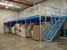 High Load Capacity best favorable multi-layer storage mezzanine powder coating finishing