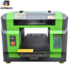 photo case printer A3 size digital flatbed printer LED UV printing machine for photo case