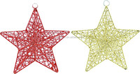 Handmade xmas crafts,Christmas Star,Indoor christmas decoration