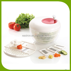 Multi Functional Kitchen Tool Vegetable Fruit Cutter Salad Mixer