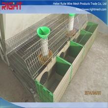 fattening/breeding/female/male rabbit cage/hutch (factory)