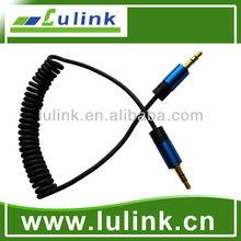 3.5mm stereo plug- plug cable