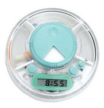 Promotional products 3 Grids Digital Pill Box Timer With Electric Alarm Medicine Pill Case