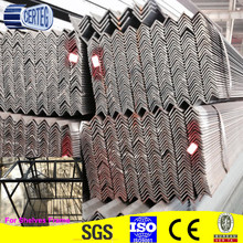 hot rolled galvanized carbon steel equal angle iron
