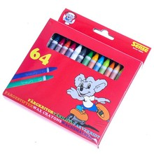 Most Popular Art supplies Non-toxic erasable plastic crayon