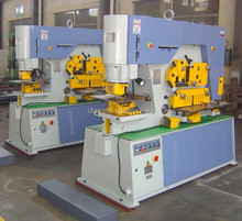 round bar cutting hydraulic ironworkers