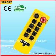 Control remoto inalámbrico de alta calidad, Control remoto de grúa