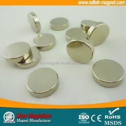Strong Disc Neodymium Magnet