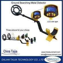 Metal detector per hobby, profondo terra metal detector