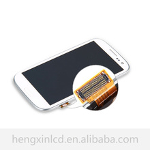 alibaba express white/black/blue color original lcd for samsung galaxy s3 lcd screen high quality