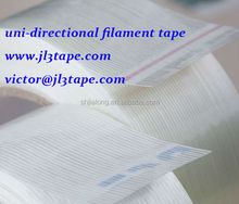 2014 clean removal mono-directional filament tape JLT-602D suitable for fixing of moving parts of household electrical appliance