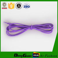 high quality 4mm Imported rubber Elastic cord for wholesale