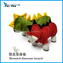 Cosplay dog clothes dinosaur costumes Halloween dog costumes