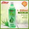 High Quality Organic Aloe Vera Juice With Pulp