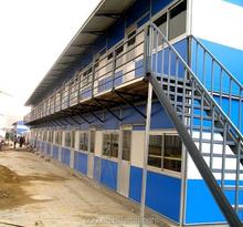 Portable Temporary Building