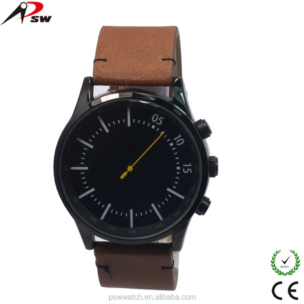 Alibaba 2015 Hot selling miyota movement luxury quartz watch vogue watch for men