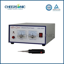 Battery Tab welder machine--Ultrasonic spot welding machine for lithium on battery Tabs welding HW28-W300