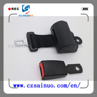 Hot selling orange seat belt and car safety belt made in china