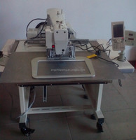 brother and juki electronic programmable pattern sewing machine
