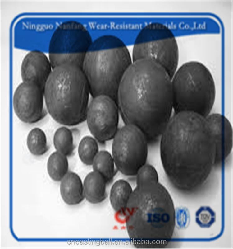 С высоким содержанием хрома литья мяч с Cr10-12
