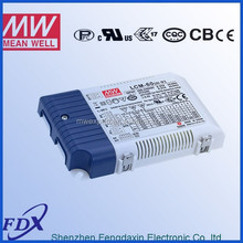 MEAN WELL original LED driver LCM-60DA,daili driver,constant current output