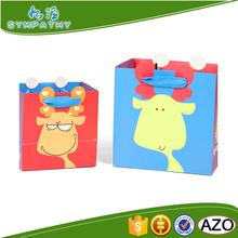 Custom Made Kraft Paper Bag Luxury Paper Shopping Gift Bag