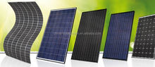 Wholesale high efficiency 130w mono solar panel for home and commerical solar system